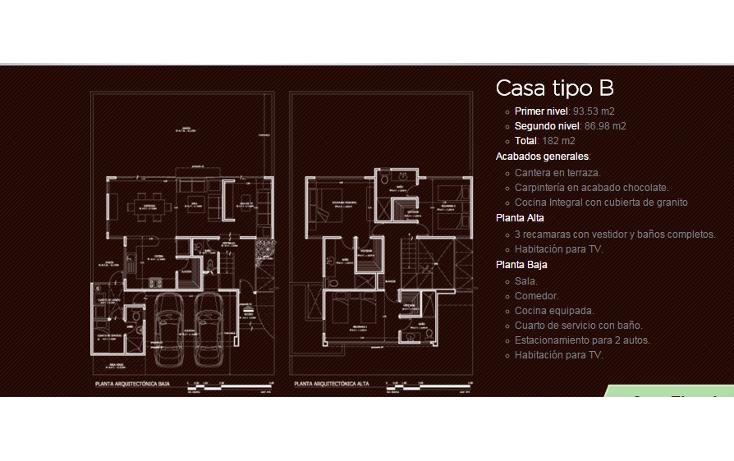 Foto de casa en renta en  , temozon, temozón, yucatán, 1319903 No. 25