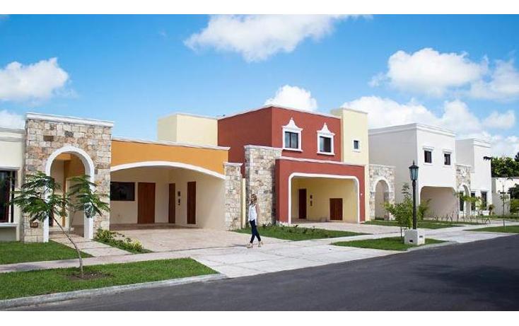 Foto de casa en venta en  , temozon, temoz?n, yucat?n, 1392047 No. 01