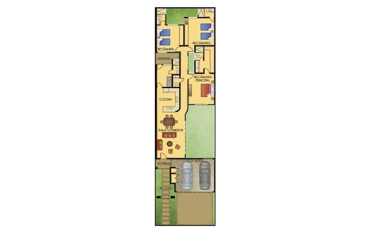 Foto de casa en venta en  , temozon, temoz?n, yucat?n, 1392047 No. 10