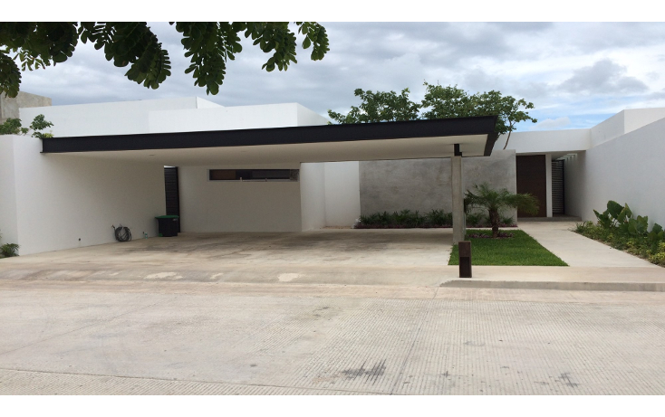 Foto de casa en venta en  , temozon, temozón, yucatán, 1429735 No. 01