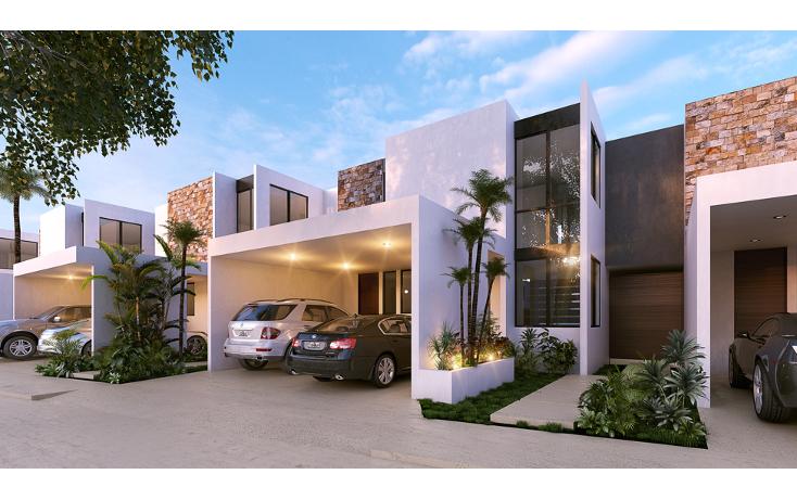 Foto de casa en venta en  , temozon, temozón, yucatán, 1484583 No. 01