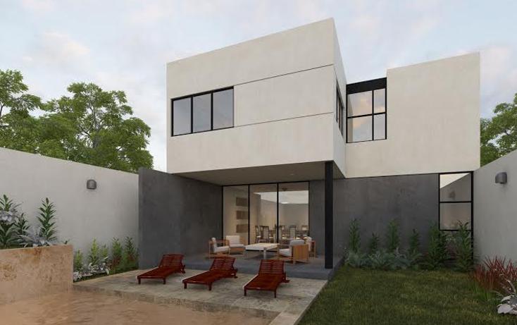 Foto de casa en venta en  , temozon, temozón, yucatán, 1548416 No. 03