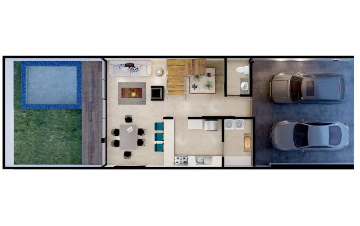 Foto de casa en venta en  , temozon, temozón, yucatán, 1553360 No. 09