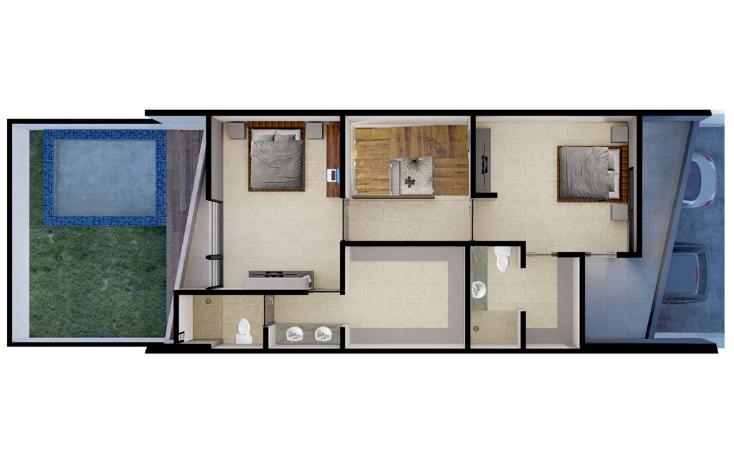 Foto de casa en venta en  , temozon, temozón, yucatán, 1553360 No. 10