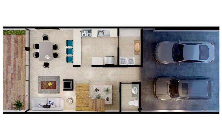 Foto de casa en venta en  , temozon, temozón, yucatán, 1553360 No. 11