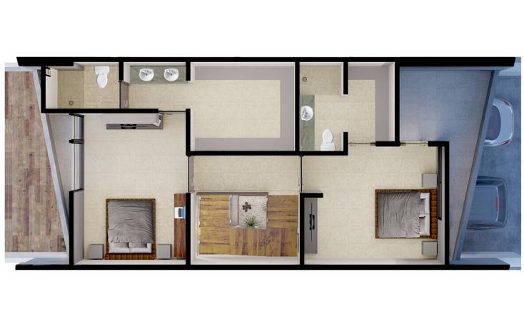 Foto de casa en venta en  , temozon, temozón, yucatán, 1553360 No. 12