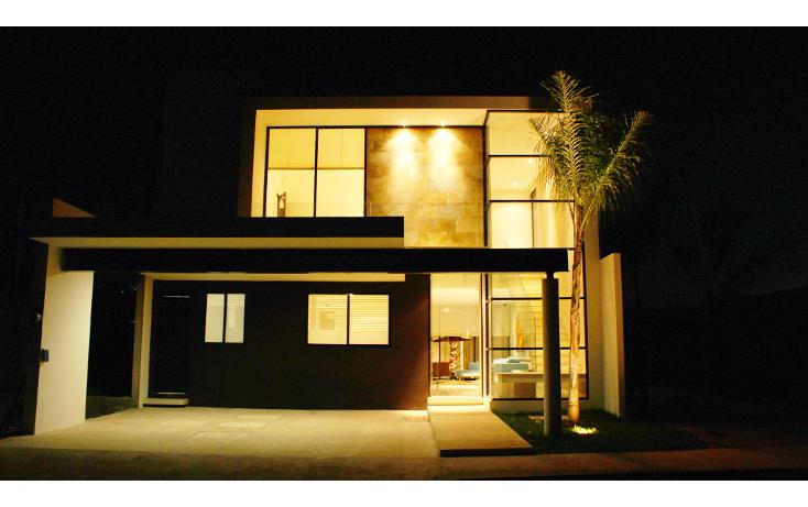 Foto de casa en venta en  , temozon, temozón, yucatán, 1620154 No. 01