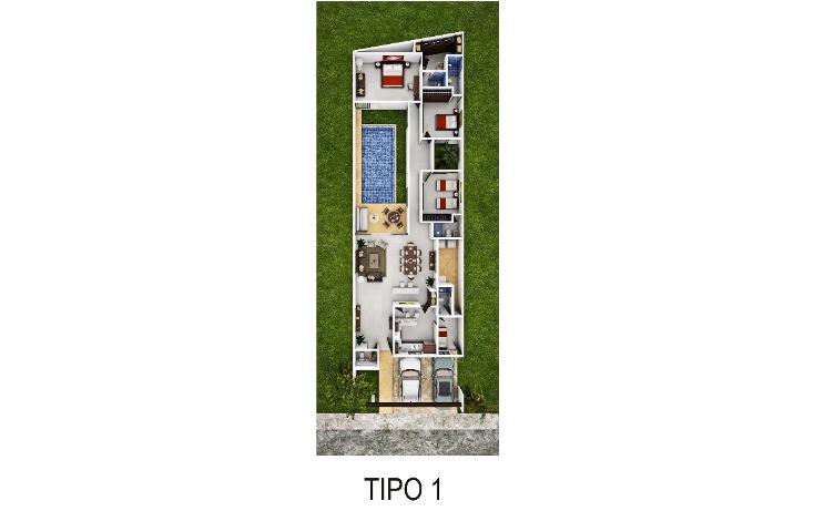 Foto de casa en venta en  , temozon, temozón, yucatán, 1620154 No. 12