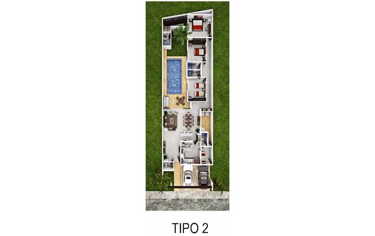 Foto de casa en venta en  , temozon, temozón, yucatán, 1620154 No. 13