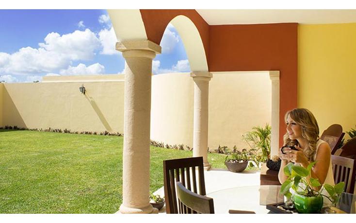 Foto de casa en venta en  , temozon, temozón, yucatán, 1666008 No. 01