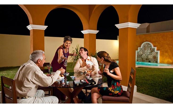 Foto de casa en venta en  , temozon, temozón, yucatán, 1666008 No. 02