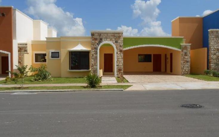Foto de casa en venta en  , temozon, temozón, yucatán, 1677306 No. 01