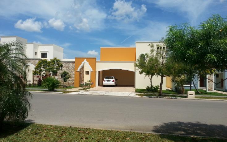 Foto de casa en renta en  , temozon, temozón, yucatán, 1733788 No. 01