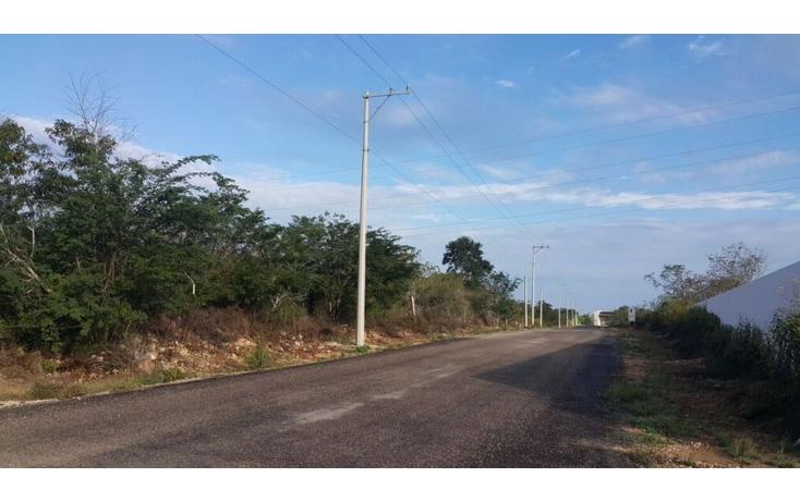 Foto de terreno comercial en venta en  , temozon, temoz?n, yucat?n, 1738354 No. 01