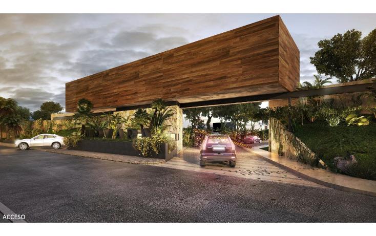 Foto de terreno habitacional en venta en  , temozon, temozón, yucatán, 1747090 No. 01