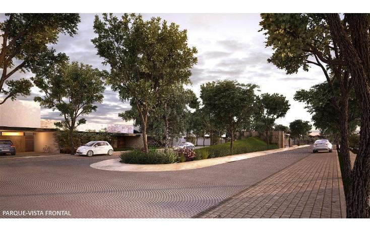 Foto de terreno habitacional en venta en  , temozon, temozón, yucatán, 1747090 No. 05