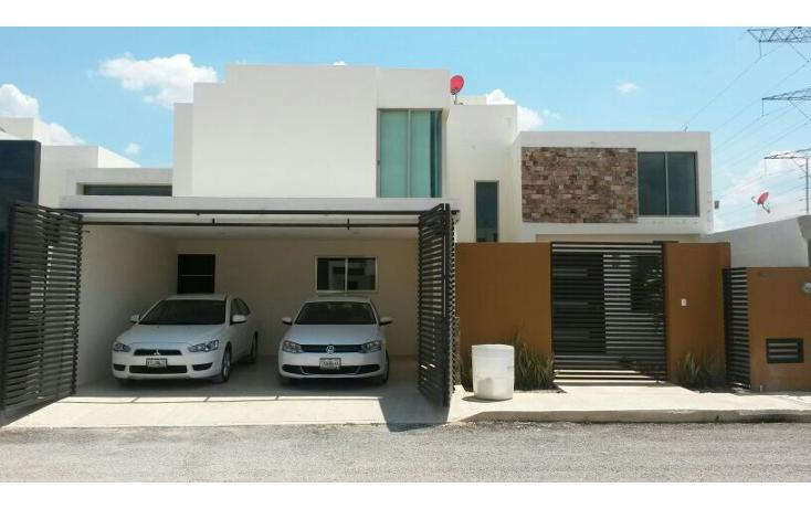 Foto de casa en venta en  , temozon, temozón, yucatán, 1748700 No. 01