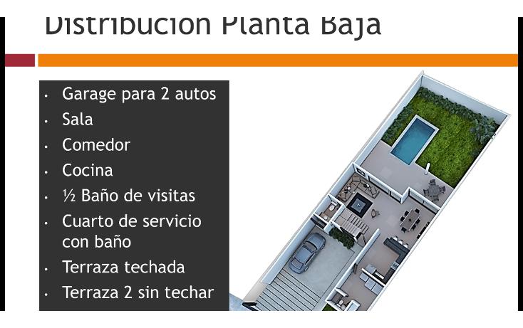 Foto de casa en venta en  , temozon, temoz?n, yucat?n, 1757302 No. 05