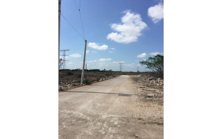 Foto de terreno habitacional en venta en  , temozon, temoz?n, yucat?n, 1808640 No. 01