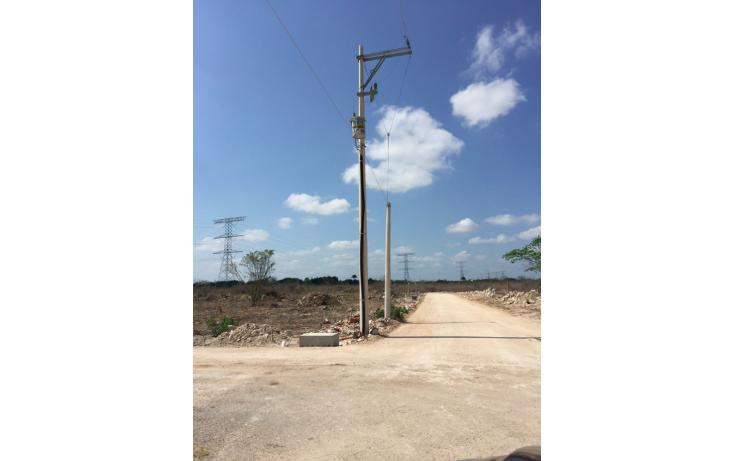 Foto de terreno habitacional en venta en, temozon, temozón, yucatán, 1808640 no 02