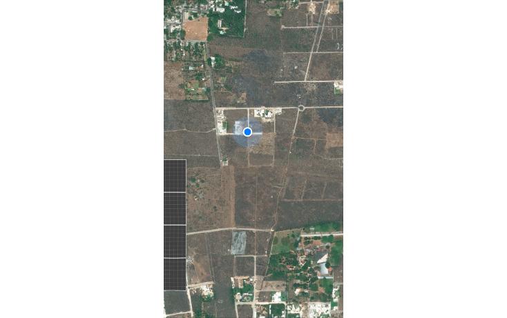 Foto de terreno habitacional en venta en  , temozon, temoz?n, yucat?n, 1808640 No. 04