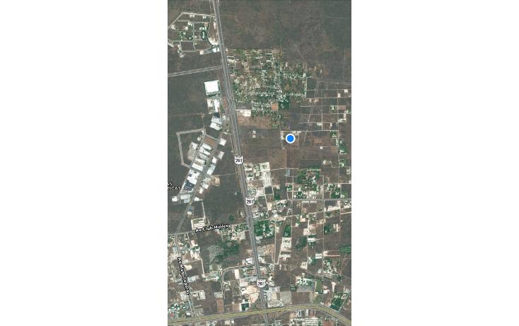 Foto de terreno habitacional en venta en, temozon, temozón, yucatán, 1808640 no 05