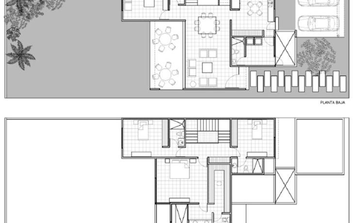Foto de casa en venta en  , temozon, temoz?n, yucat?n, 1814052 No. 02