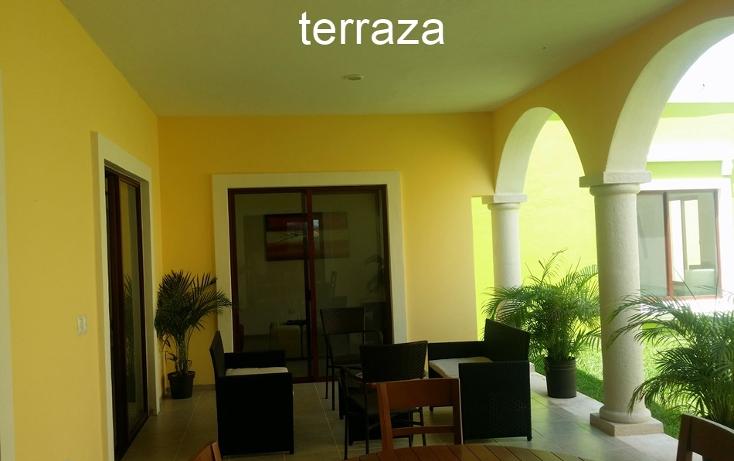 Foto de casa en venta en  , temozon, temozón, yucatán, 1927629 No. 09