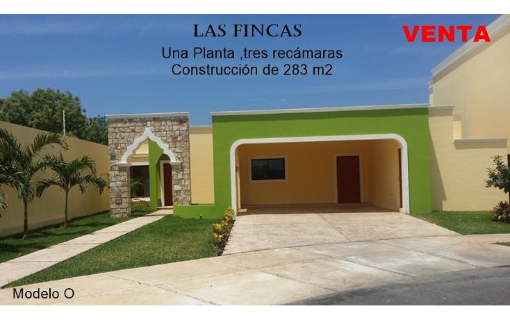 Foto de casa en venta en  , temozon, temozón, yucatán, 1927629 No. 10