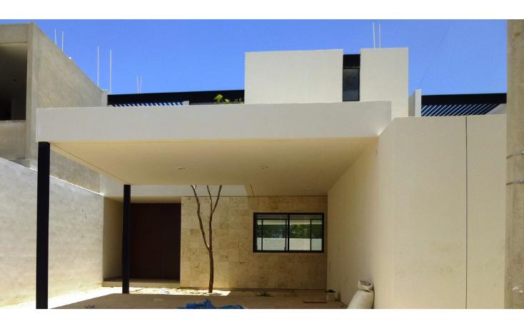 Foto de casa en venta en  , temozon, temozón, yucatán, 1930038 No. 01
