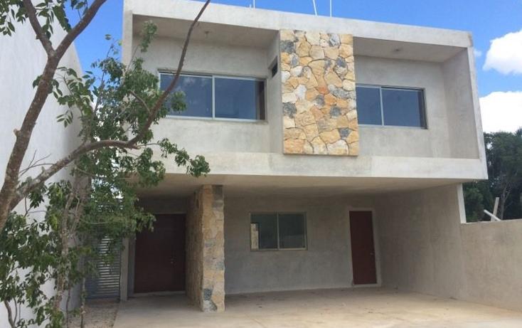 Foto de casa en venta en  , temozon, temoz?n, yucat?n, 2014360 No. 01