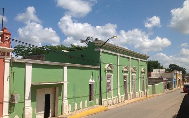 Foto de casa en venta en  , tenabo centro, tenabo, campeche, 1226919 No. 01