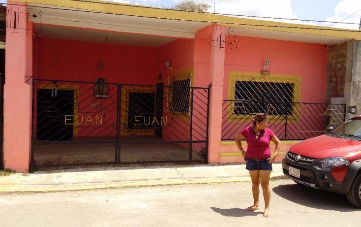 Foto de casa en venta en, tenabo centro, tenabo, campeche, 2013940 no 01