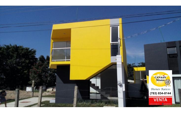 Foto de casa en venta en  , tenechaco infonavit, tuxpan, veracruz de ignacio de la llave, 1666282 No. 01