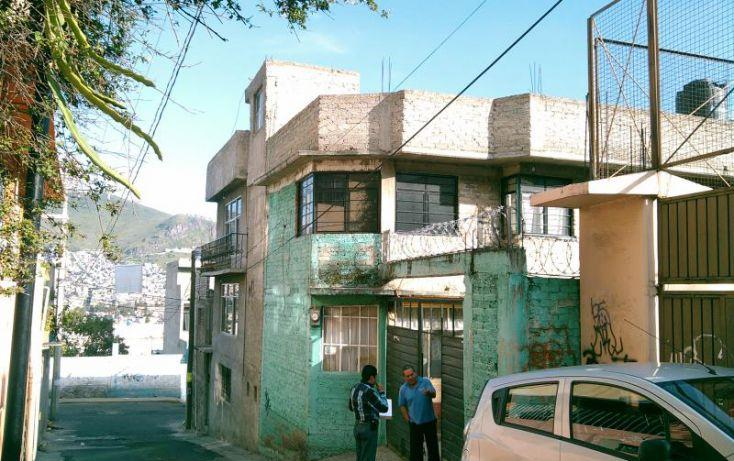 Foto de terreno habitacional en venta en tenochtitlan 9, castillo chico, gustavo a madero, df, 378555 no 01