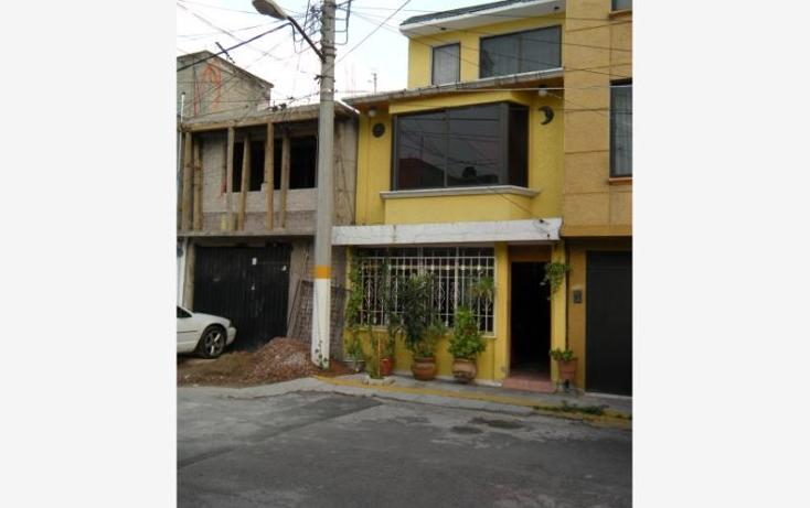 Foto de casa en venta en  9a, rey nezahualcóyotl, nezahualcóyotl, méxico, 629344 No. 02
