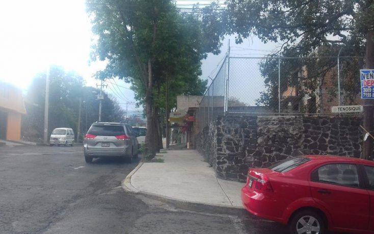 Foto de terreno habitacional en venta en tenosique 162, héroes de padierna, tlalpan, df, 1741762 no 02