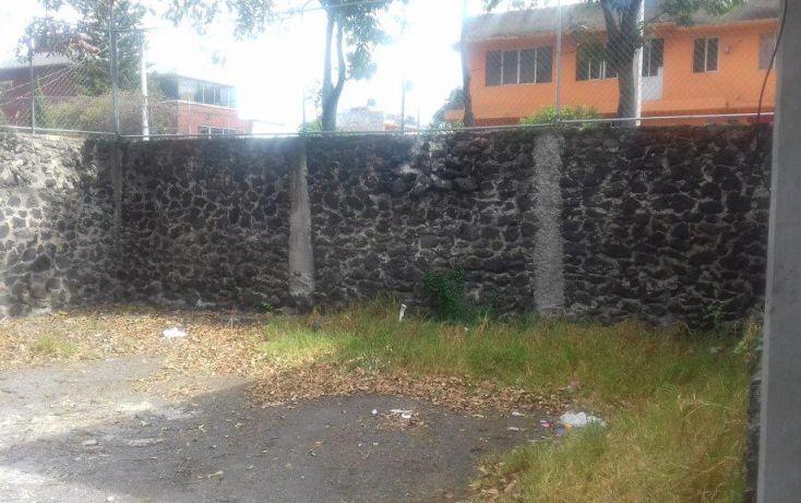 Foto de terreno habitacional en venta en tenosique 162, héroes de padierna, tlalpan, df, 1741762 no 05