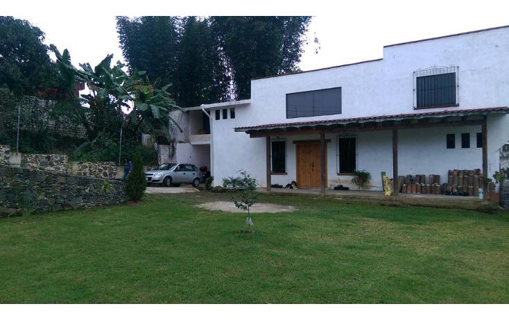 Foto de casa en venta en  , teocelo, teocelo, veracruz de ignacio de la llave, 1948882 No. 01