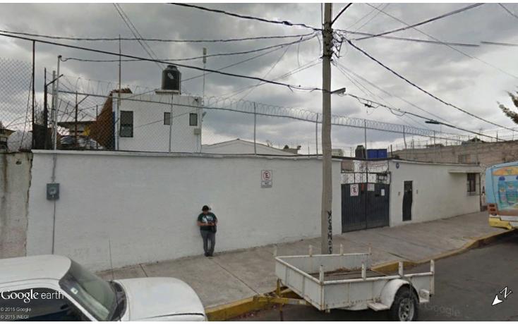 Foto de nave industrial en venta en  , tepalcates, iztapalapa, distrito federal, 1555110 No. 01
