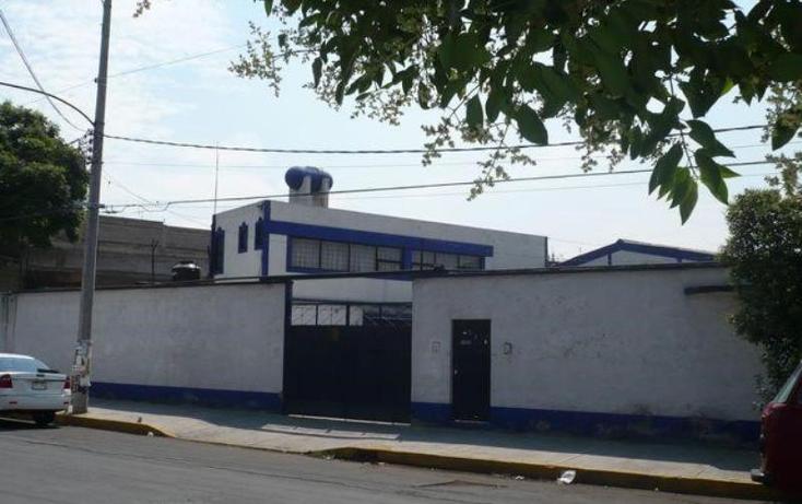 Foto de nave industrial en venta en  , tepalcates, iztapalapa, distrito federal, 836305 No. 02