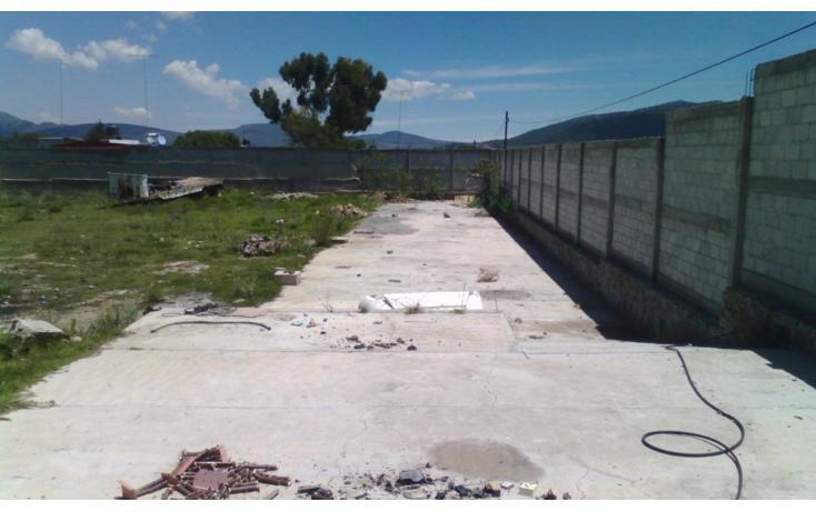 Foto de terreno habitacional en venta en  , tepeapulco centro, tepeapulco, hidalgo, 1714752 No. 03