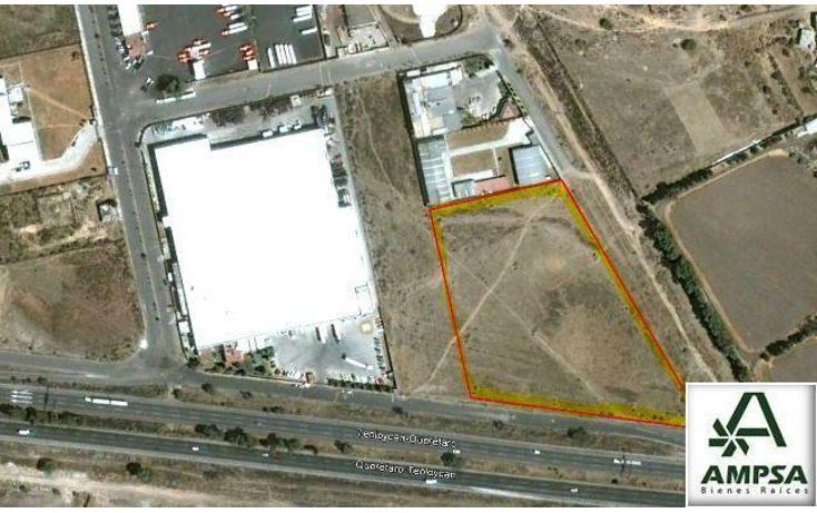 Foto de terreno habitacional en venta en  , tepeji, tepeji del río de ocampo, hidalgo, 1835690 No. 02