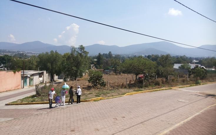 Foto de terreno habitacional en venta en  , tepetlaoxtoc de hidalgo, tepetlaoxtoc, méxico, 1129529 No. 09