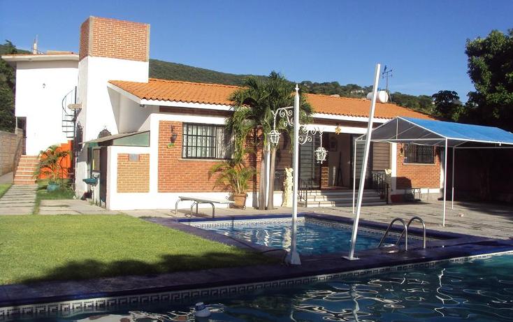 Foto de rancho en venta en  , tepetzingo, emiliano zapata, morelos, 1055031 No. 01