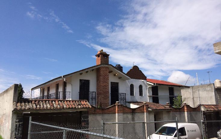 Foto de casa en venta en  , tepexoyuca, ocoyoacac, méxico, 1829108 No. 01