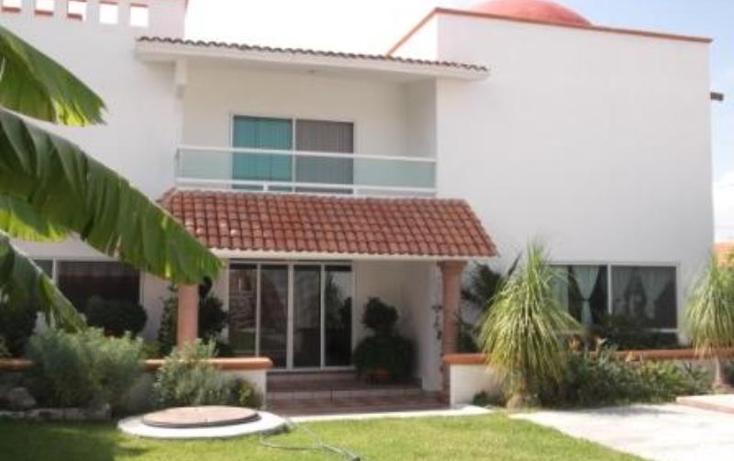 Foto de casa en renta en  , tepeyac, cuautla, morelos, 1491385 No. 01