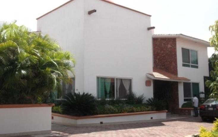 Foto de casa en renta en  , tepeyac, cuautla, morelos, 1507931 No. 01