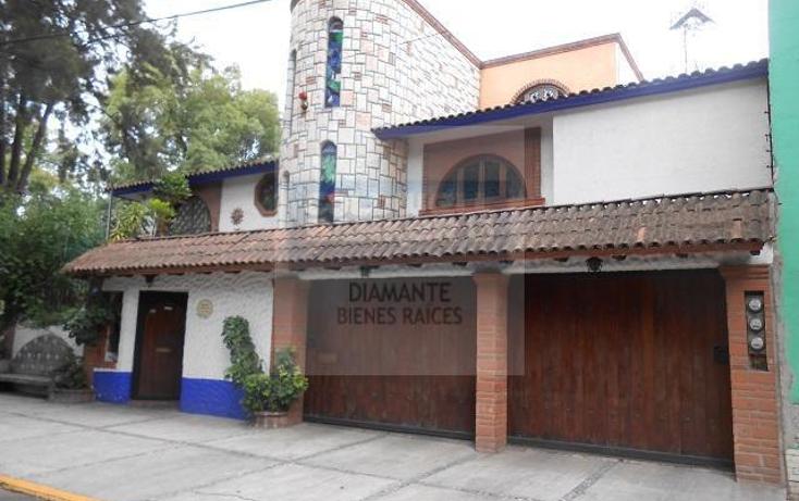 Foto de casa en venta en  , tepeyac insurgentes, gustavo a. madero, distrito federal, 1850332 No. 01