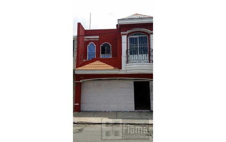 Foto de casa en venta en  , tepic centro, tepic, nayarit, 1417321 No. 01